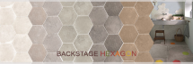 BACKSTAGE HEXAGON